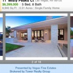 Listing in Realtor.com for the iPhone